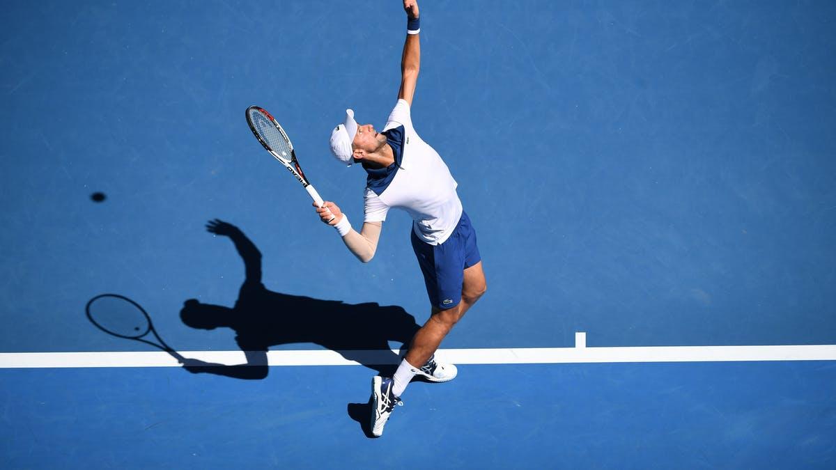 Tennis sports sites